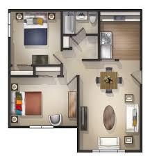 Floor Plans For 2 Bedroom Apartments Home Design 2 Bedroom Beach House Plans Underground Floor With