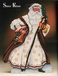 time santa claus painting santa claus collection vol 1