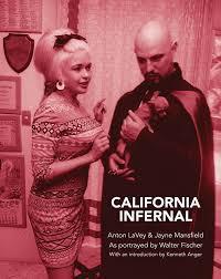 california infernal anton lavey u0026 jayne mansfield artbook d a p