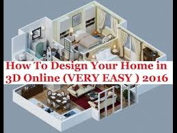 How To Design Your Home In D Online  URDUHINDI YouTube - Design your home 3d