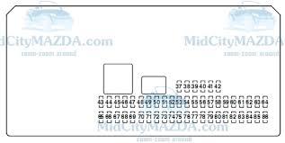 mazda 3 2006 fuse box diagram midcitymazda