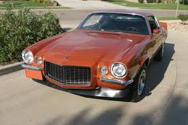 burnt orange camaro 1971 chevrolet camaro ss for sale 24 used cars from 9 460