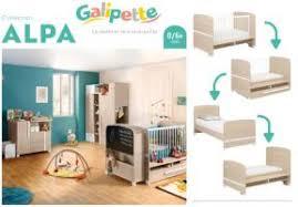 chambre bébé gautier galipette univers habitat marché mobilier galipette du made in par