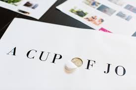 Jo Jo Design Cup Of Jo Gets A Makeover A Cup Of Jo