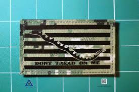 Flag Ir Ir Infra Red Navy Jack Flag Patch A U0026c Creation