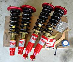 02 honda accord type function and form type 1 coilovers for 98 02 honda accord