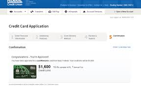 Business Credit Card Instant Approval Navy Federal Cash Rewards Instant Approved 1600 Myfico Forums