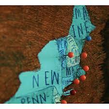 East Coast Map America by America Travel Map Kueb Maps Update 800553 Usa Travel Maps Usa