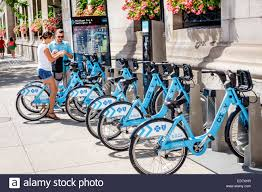 Chicago Divvy Bike Map by Divvy Bike Chicago Stock Photos U0026 Divvy Bike Chicago Stock Images