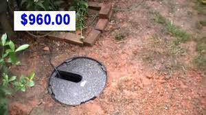 french drain how much does it cost to install drainage youtube