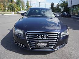 2012 audi s8 pre owned 2012 audi a8 l 4dr car in parsippany 2180090a paul