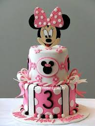 minnie mouse birthday 15 best minnie mouse birthday cake ideas with beautiful image