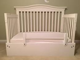 When Do You Convert A Crib To A Toddler Bed Crib Into A Toddler Bed Hack