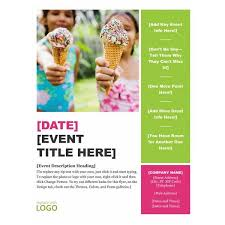 free event flyer templates word sogol co
