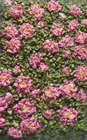 ribbon embroidery flower garden 294 best needle art images on pinterest embroidery diy and