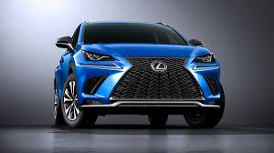 lexus suv hybrid turbo lexus unveils refreshed 2018 nx300 and nx300h at the shanghai