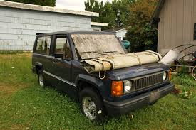 1985 isuzu trooper news reviews msrp ratings with amazing images