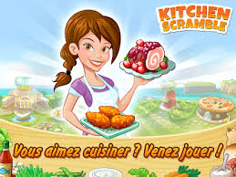 jouer a cuisiner kitchen scramble cooking applications android sur play