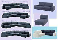 Kivik Sofa Cover by Ikea Cotton Blend Furniture Slipcovers Ebay