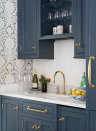What Is A Shaker Cabinet Best 25 Blue Kitchen Cabinets Ideas On Pinterest Blue Cabinets