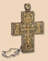 pectoral crosses pokimitza filigree catalogue of pectoral crosses
