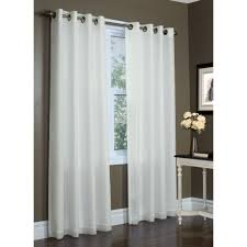 Drapes With Grommets Amazon Com Commonwealth Thermavoile 84