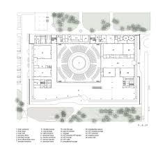 Security Floor Plan Gallery Of Tripoli Congress Center Tabanlioglu Architects 12