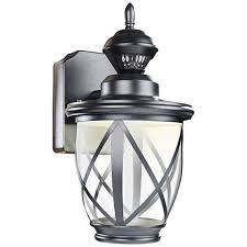 Outdoor Wall Sconce With Motion Sensor Allure 13