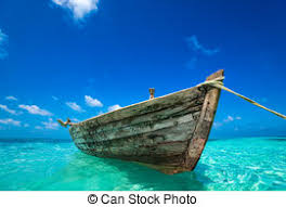 tropical island paradise perfect tropical island paradise beach and old boat picture
