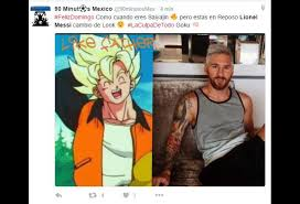 Memes De Lionel Messi - los memes del cambio de look de lionel messi el universal