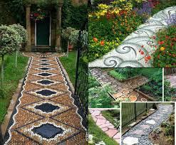 Garden Path Ideas Garden Path Ideas For Small Gardens The Garden Inspirations