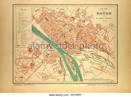 map of rouen map rouen stock photos map rouen stock images alamy