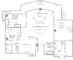 open ranch floor plans one story house u0026 home plans design