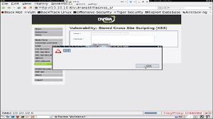 dvwa damn vulnerable web application