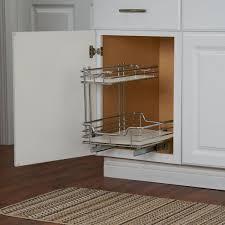 sink kitchen cabinet organizer design trends 12 in sink organizer in chrome with