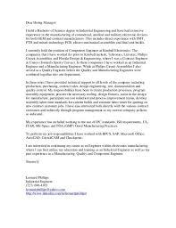 disney industrial engineer cover letter