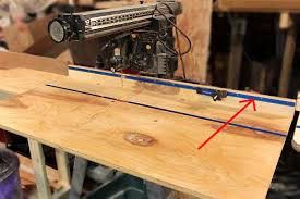 How To Use Table Saw Radial Arm Tool Tips U0026 Modifications Example Craftsman 10