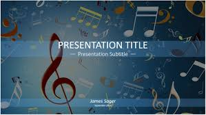 free music powerpoint templates 8 free template