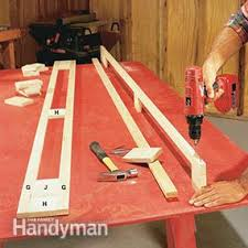 Tools Needed To Build Cabinets How To Build A Built In Bookshelves U2014 The Family Handuman Family