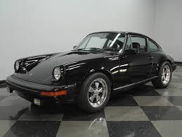 1981 porsche 911 sc for sale black 1981 porsche 911 sc for sale mcg marketplace