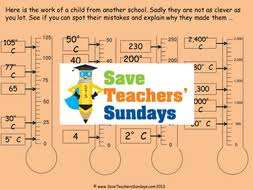 reading thermometer ks1 worksheets lesson plans powerpoint and
