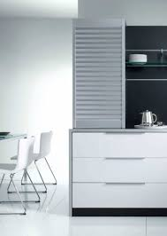 Roller Shutter Kitchen Cabinets Kitchen - Kitchen cabinet roller doors