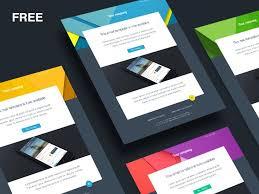 9 best design work images on pinterest email templates