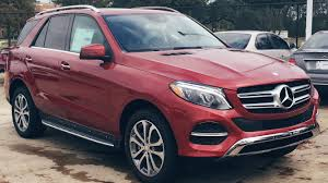 mercedes suv reviews 2016 mercedes gle class gle 350 suv review start up