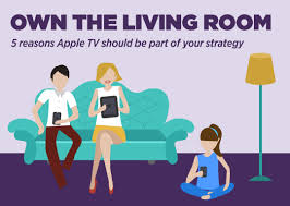 The Living Room by Media And Entertainment Archives Phunware