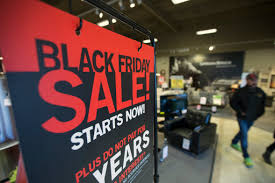 2014 thanksgiving day sales online shoppers spent 4 45 billion on black friday and