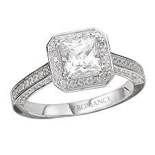 princess cut wedding ring white and gold princess cut engagement rings wedding