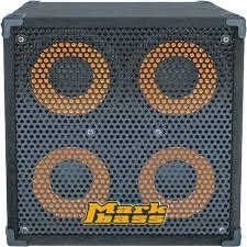 8 ohm bass speaker cabinet markbass standard 104hr rear ported neo 4x10 bass speaker cabinet 8