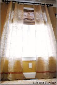 Burlap For Curtains 117 Best Burlap Curtains Images On Pinterest Curtains Window