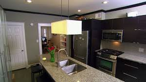design house kitchen and appliances chic city row house kitchen video hgtv